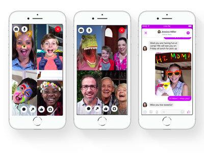Así es Messenger Kids, la app de mensajería para menores a partir de seis años que quiere ser un entorno seguro