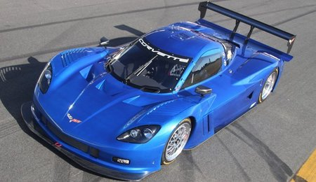 Chevrolet Corvette Daytona Prototype, directo a las Grand-Am Series