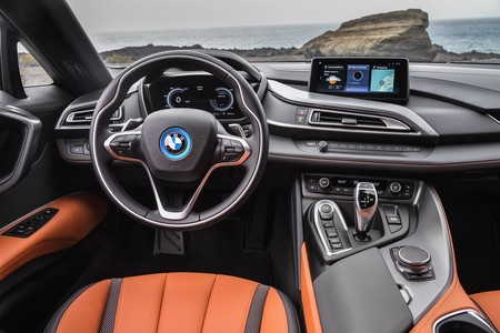 BMW i8 Coupé y Roadster