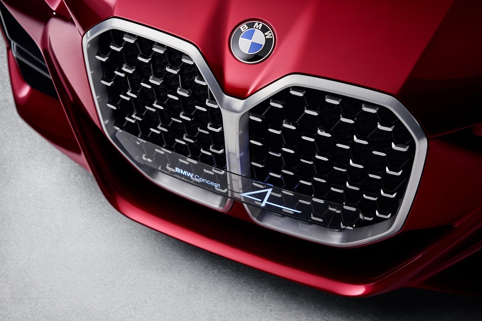 Foto de BMW Concept 4 (24/27)