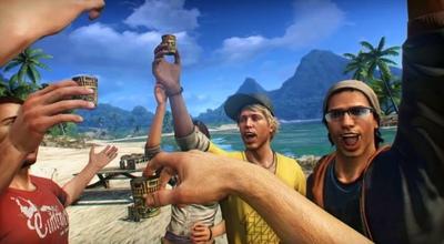 El tráiler argumental de 'Far Cry 3' nos muestra que ser Jason Brody tiene pinta de molar