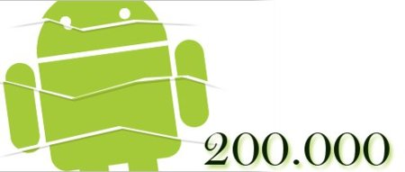 200000 apps market android