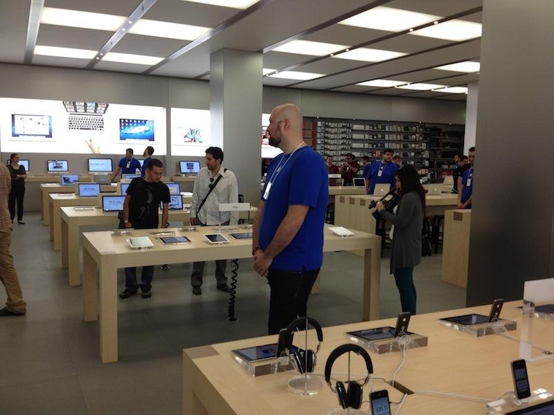 Foto de Apple Store Nueva Condomina (17/100)