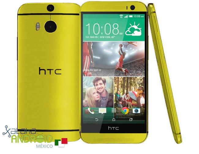 Foto de Colores del HTC One M8 (1/6)