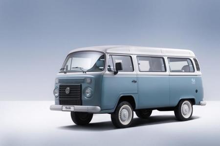 Volkswagen dice adiós a la Combi