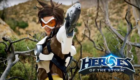 Blizzard celebra el nuevo modo de Heroes of The Storm con un alocado corto en imagen real