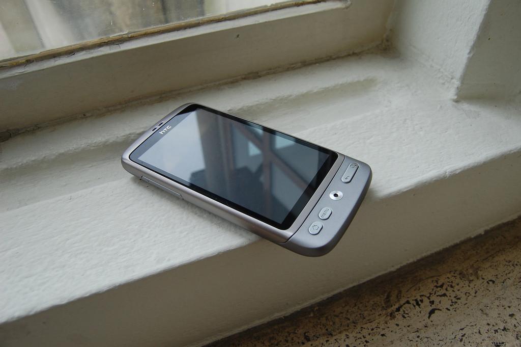 Foto de HTC Desire en plata (3/4)