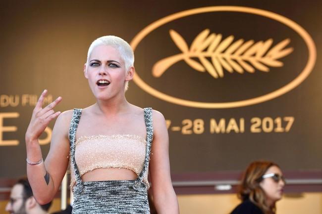 Kristen Stewart, de ídolo de adolescentes a musa del cine de autor y habitual en Cannes