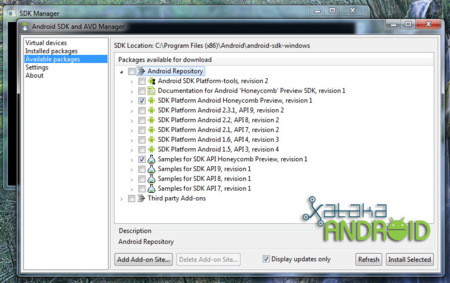 android repository sdk