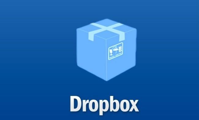 Dropbox para iOS