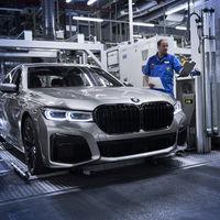 Arranca la producción del nuevo BMW Serie 7: una gran berlina que también puede ser un híbrido enchufable