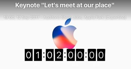 Cómo seguir en directo y en español la keynote del iPhone X en cualquier dispositivo