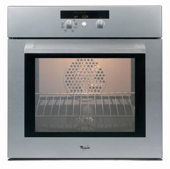 Limpiar el horno sólo con agua. ¿El fin de la pirólisis?
