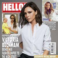 Victoria Beckham, cada día más recauchutada