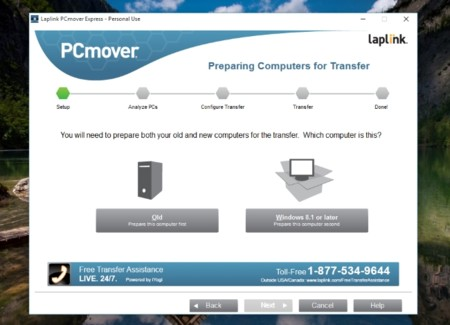 Pcmover Express 2