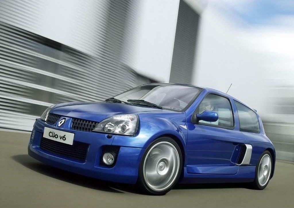 Foto de Renault Clio V6 (3/10)