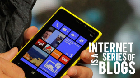 El EBE, la NoConName, los puntos fuertes de Windows Phone 8 y más. Internet is a series of blogs (CLXXVII)