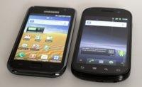 El Nexus S llega a España con pantalla Super Clear LCD y no Super AMOLED. Las comparamos