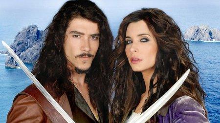 'Piratas' llega el lunes a Telecinco para frenar a 'Los Quién'