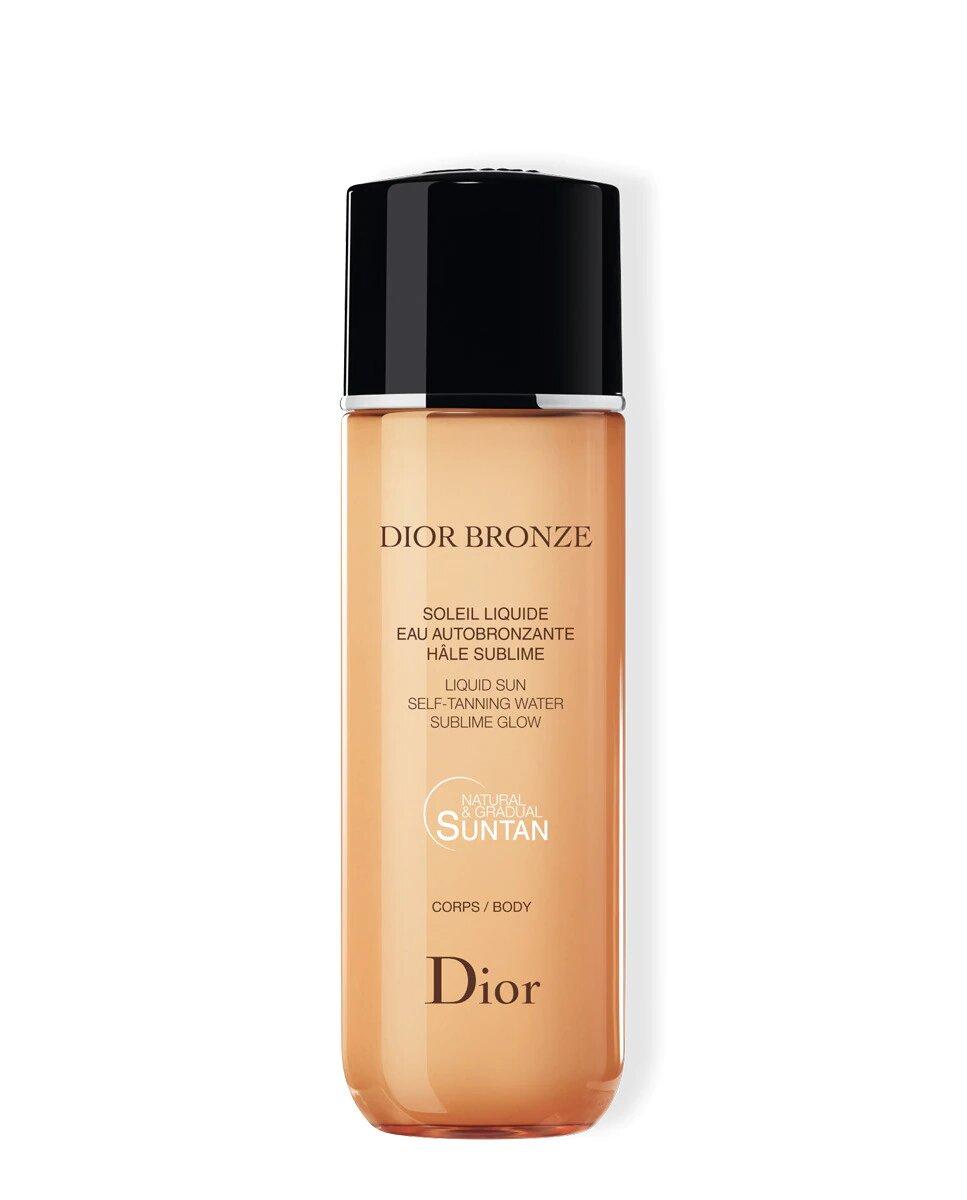 Sol líquido agua autobronceadora Dior