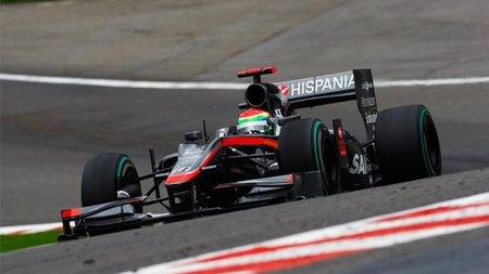 Sakon Yamamoto mantendrá su volante hasta final de año