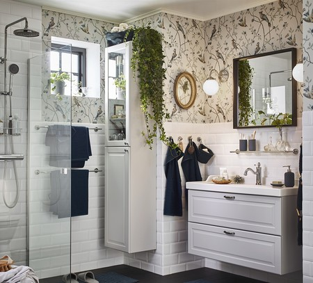 ¿Quieres que tu baño sea funcional y acogedor? Ikea nos da las claves para conseguirlo