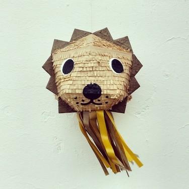 Piñatas ideales para decorar una fiesta infantil