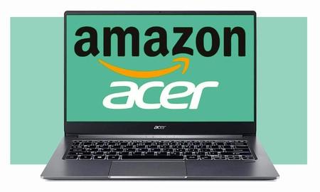 Ofertas en portátiles Acer: equipos para todos los presupuestos y necesidades rebajados esta semana en Amazon
