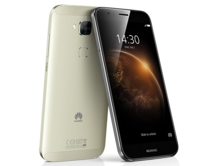 Huawei GX8, el nuevo gama media premium de Huawei llega a México