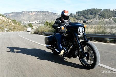 Harley-Davidson está trabajando en motos que se mantengan solas en pie, al estilo de los sistemas de Honda y Yamaha