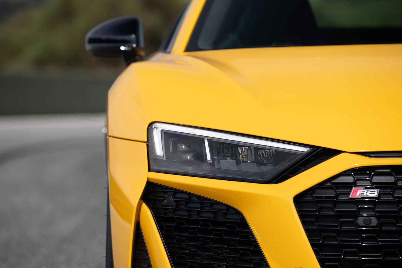 Foto de Audi R8 2019, toma de contacto (31/188)