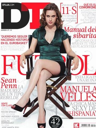 Manuela Vellés quién te ha visto y quién te contempla ahora en DT
