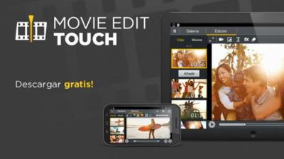 Magix lanza su editor de vídeo Movie Edit Touch en Android