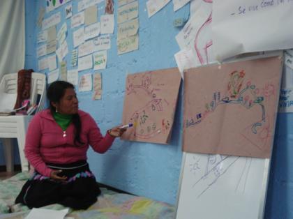 Luna Maya, una casa de partos en Chiapas