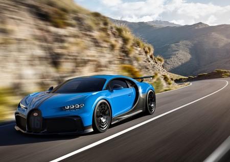 Bugatti Chiron Pur Sport, el nuevo hiperdeportivo de 69 MPD con el que podrás disfrutar al máximo las curvas