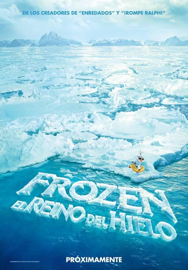 Foto de Carteles de Frozen (12/12)