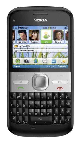 Foto de Nokia E5 (3/7)
