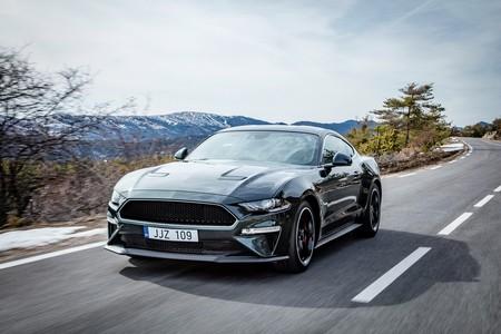 El Mustang Bullitt cruzará el charco para presidir el Goodwood Festival of Speed