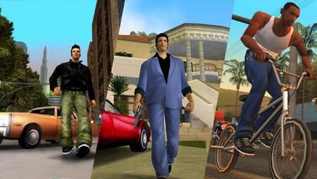 GTA 3, Vice City y San Andreas llegarán en forma de remaster para plataformas actuales en otoño, según Kotaku