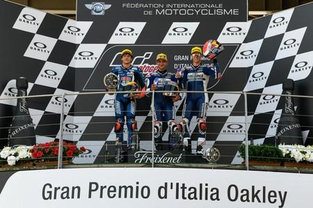 Podio Gp Italia Moto3 2018