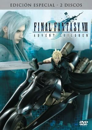 Final Fantasy VII: Advent Children nos llega en febrero