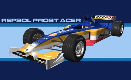 Repsol Prost Acer