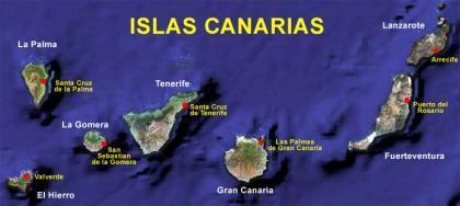 Servicio regular de helicópteros entre las islas