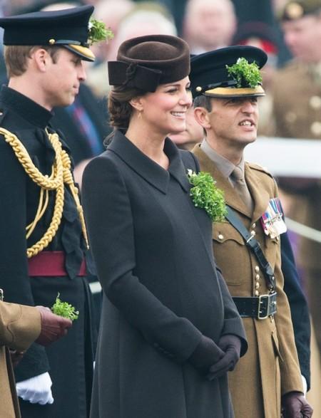 Kate Middleton look premamá