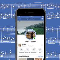 Para los nostálgicos de MySpace: Facebook permitirá añadir música a los perfiles e historias
