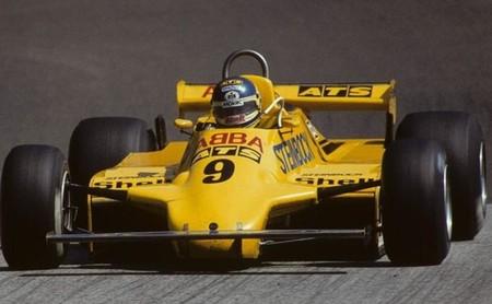 El curioso caso de Slim Borgudd: piloto de Fórmula 1, batería de ABBA y campeón de Europa de camiones