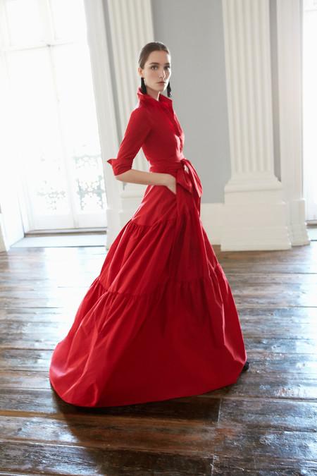 Vestidos de boda carolina herrera 2019