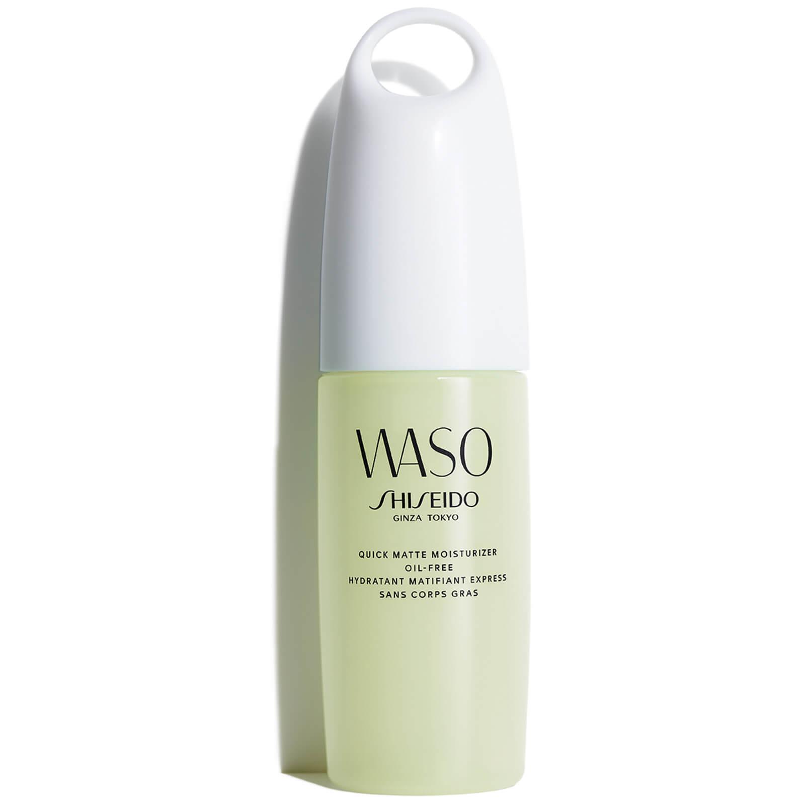Crema hidratante sin aceites WASO de Shiseido