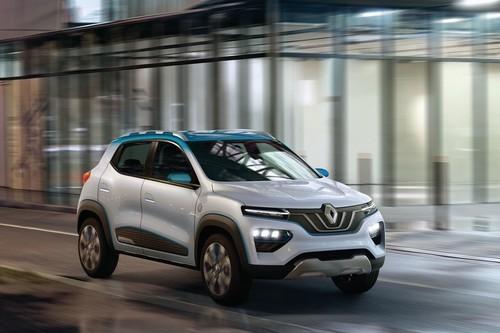 Renault K-ZE Concept, el SUV eléctrico low-cost exclusivo para el mercado chino