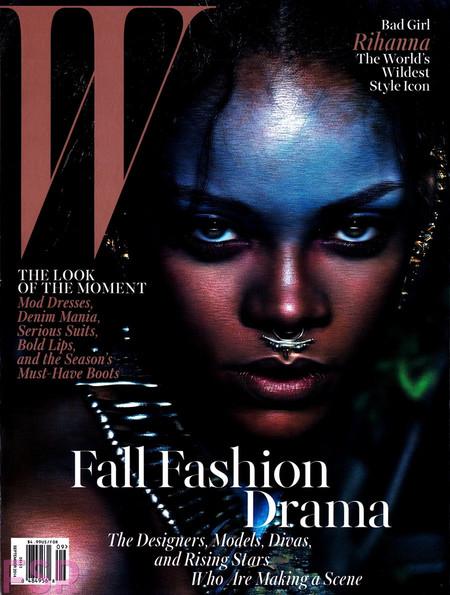 W Magazine: Rihanna